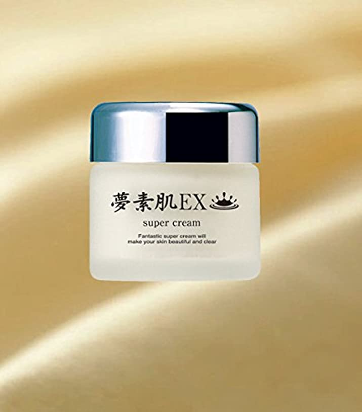 意識的かんがいお風呂夢素肌 EX スーパー クリーム(30g) YUMESUHADA EX SUPER CREAM