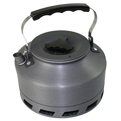 NGT Fast Boil Kettle 1.1 L Wasserkessel, grau, M