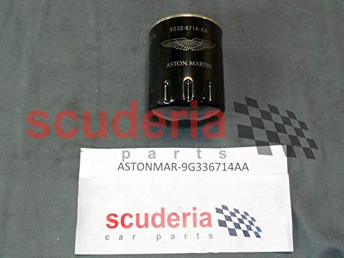 Aston Martin 9G336714AA Oil Filter - Genuine OEM Part Fits V8 Vantage