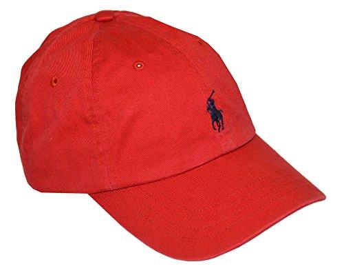 Ralph Lauren Polo Baseball Cap RED