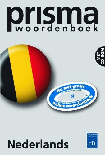 Prisma Woordenboek Nederlands BE