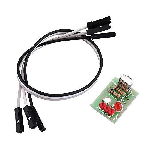 Guiping Smart Modul HX1838 Infrarot-Fernbedienungsmodul IR Empfänger Board DIY Kit HX1838