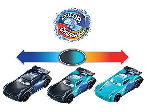 Disney Pixar Cars Color Changers Jackson Storm