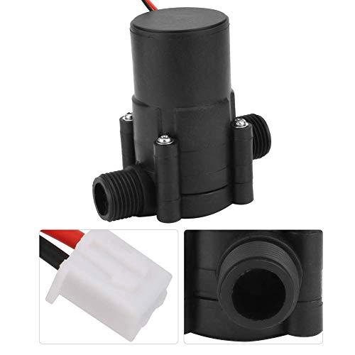 Reeseiy 3,5 Watt Wasser Stromerzeuger 12 V Mini Rohr Dc Chic Hydraulikgenerator Micro Hydro Generator Wasser Ladegerät Hohe Effizienz Für Stromversorgung Lade(Stil) (Color : Stil, Size : Size)