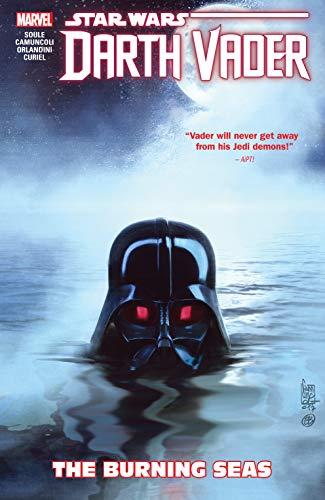 Star Wars: Darth Vader: Dark Lord of the Sith Vol. 3: The Burning Seas (Darth Vader (2017-2018)) (English Edition)