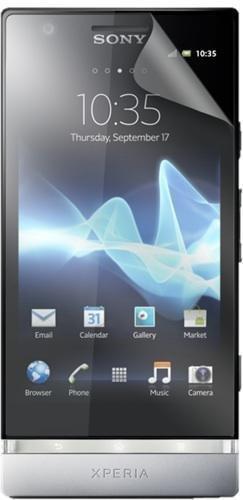 So'axess SCRSOXPERIAP2 - Protector de pantalla para Sony Ericsson Xperia P, transparente