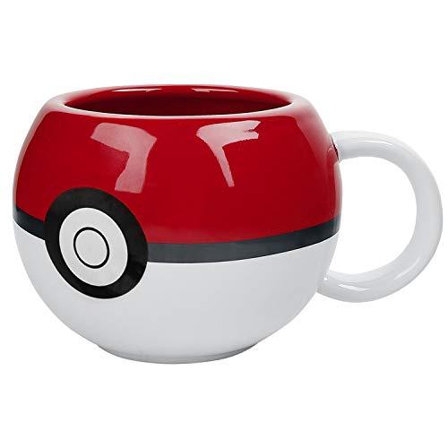 Pokemon Tasse À Café Poke Ball I Choose You Nouveau Officiel Boxed