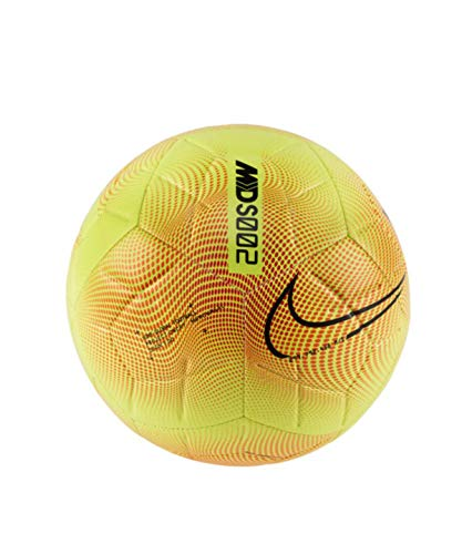 Nike Cr7 Nk Strk-Sp20 - Balón de fútbol, Color Negro, Naranja, tamaño 3