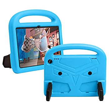 Kindle fire HD 8 Kids Case  Fits 2018 2017 2016 Version 8th/7th/6th Gen  UGOcase Kids Friendly Kids Case for Fire HD 8 inch Tablet  6th & 7th & 8th Gen Tablet 2016 & 2017 & 2018 Release  Blue