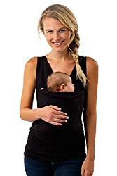 Baby carrier gift idea for new moms, push presents
