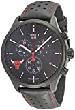 Tissot Chrono XL Herren-Armbanduhr 45mm Leder Schweizer Quarz T1166173605100