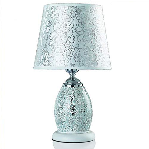 Tafellamp, tafellamp, tafellamp, studium, geschenk creatief Europees woonkamer, slaapkamer, kinderkamer, kaptafel, slaapkamer, slaapkamer, slaapkamer, verkrijgbaar in 406 (kleur: A), kleur: een tafellamp (kleur: A)