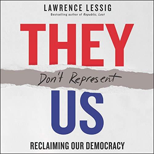 Couverture de They Don't Represent Us
