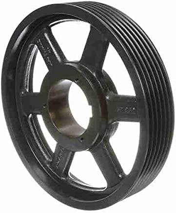 Browning 6 Groove Cast Iron Multiple Bore 6R3V140 Max 60% OFF Large-scale sale Bushed Sheave