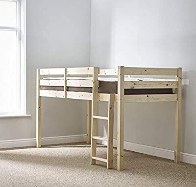 Strictly Beds and Bunks - Midi Sleeper Cabin Bed, 3ft Single