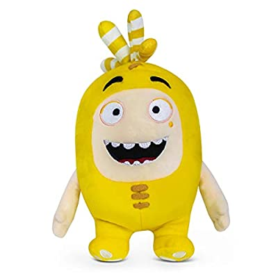 ODDBODS Bubbles Soft Stuffed Plush Toys — for Boys and Girls by Whitehouse Leisure