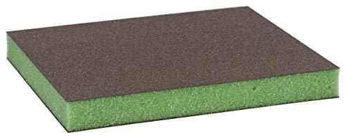 Bosch Professional 2608608231 Esponja S473 Profile Fina (Madera, plástico y Metal, 98 x 120 x 13 mm, Accesorios para Lijado a Mano), Superfino