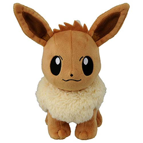 TAKARA TOMY Pokemon Original Plush Toy Peluche 02 Eevee É