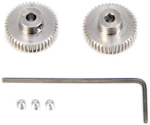 Tamiya 300053422 - Gear 44/45, modulo 0.4, TA04 Alluminio
