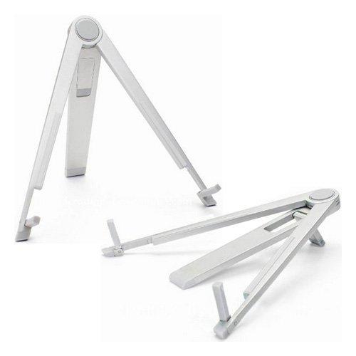 PHROG7 Tablet-Ständer für 7-10 Zoll Metall Silber