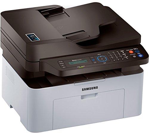 Samsung SL-M2070F/SEE Multifunzione Laser Bianco e Nero, Funzione Stampa/Copia