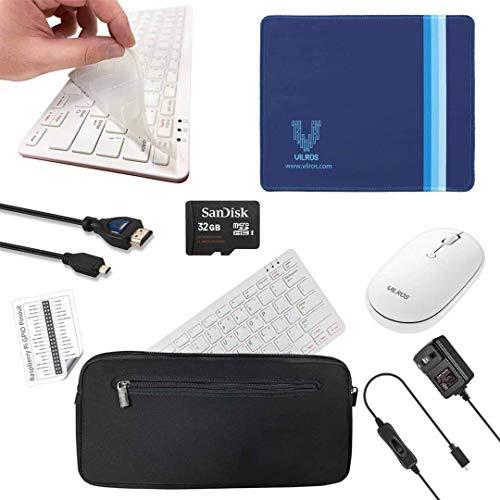 Vilros Komplettes Zubehör-Set für Raspberry Pi 400.