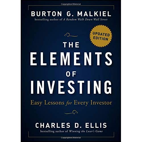 the elements of investing easy lessons for every investor