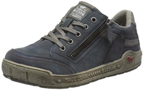 MUSTANG Damen 1290-302-8 Sneaker Sneaker Blau,38 EU