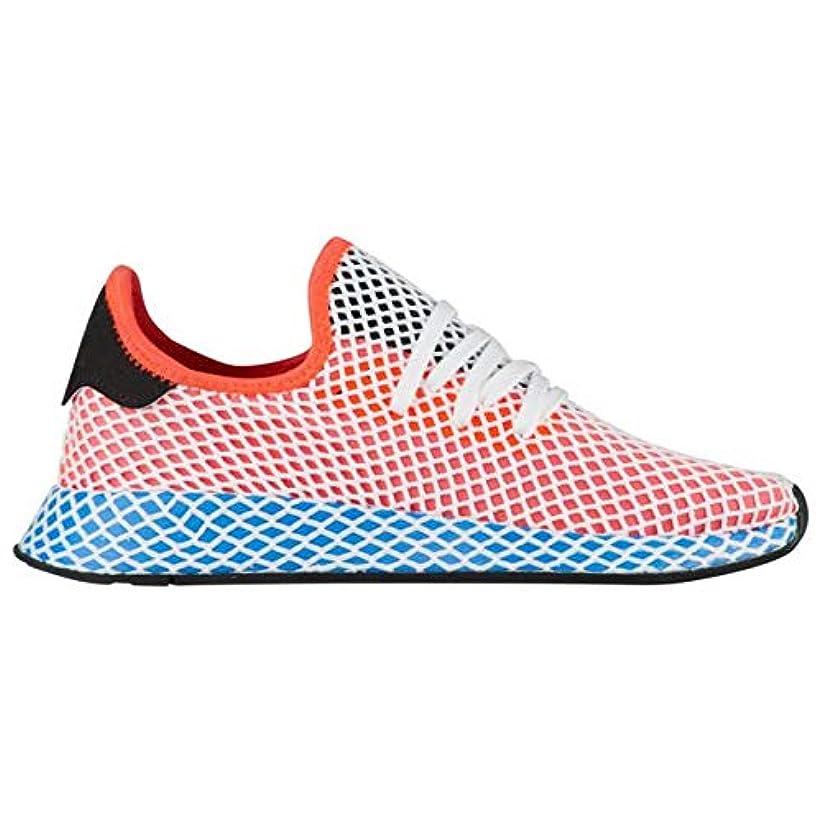 調整可能独特の学習(アディダスオリジナルス) adidas Originals Deerupt Runner レディース スニーカー [並行輸入品]