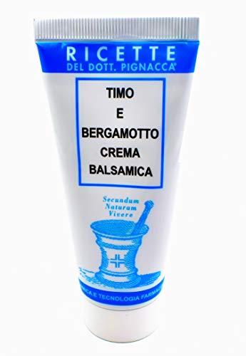 Crema Balsamica Timo e Bergamotto