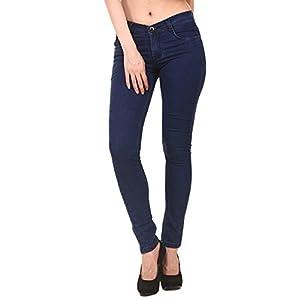 jannon Women's Slim Fit Jeans