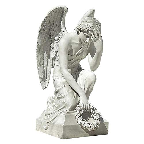 Design-Toscano-Divine-Memories-Angel-Statue