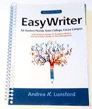 Easy Writer sixth edition