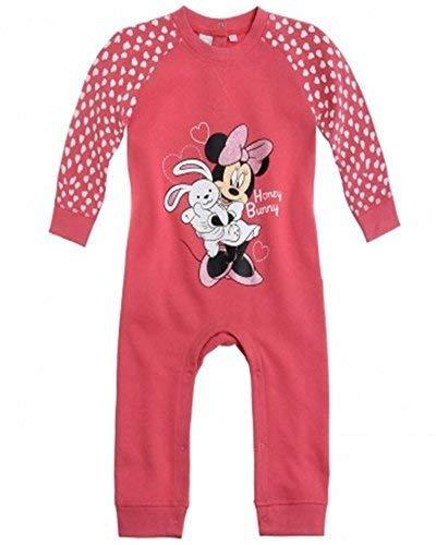 bébé filles Disney Minnie Global - Rose - Rose, 12 mnth