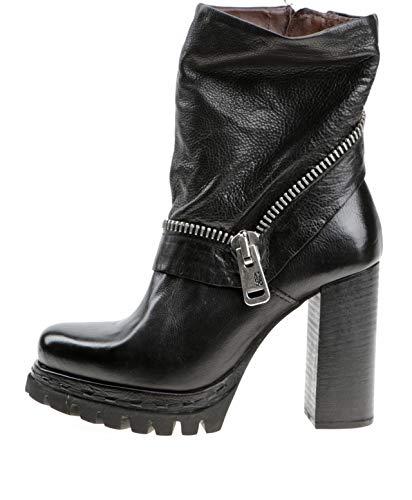 A.S.98 Damen Stiefelette schwarz 39