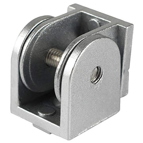 STEWYR 3D Printer Accessories Profile Any Angle Connector Active Hinge Compatible With V-Slot/C-Beam