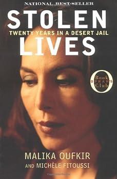 Paperback Stolen Lives : Twenty Years in a Desert Jail Book