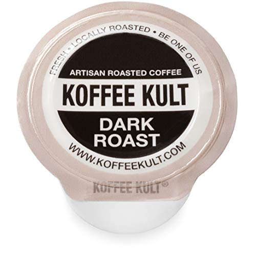 Premium Dark Roast Coffee in Pods For Keurig