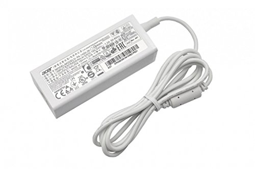 Acer AC-adapter 45 Watt white original Aspire R14 (R5-471T) series