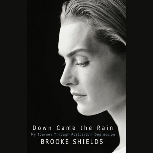 Down Came the Rain audiobook cover art