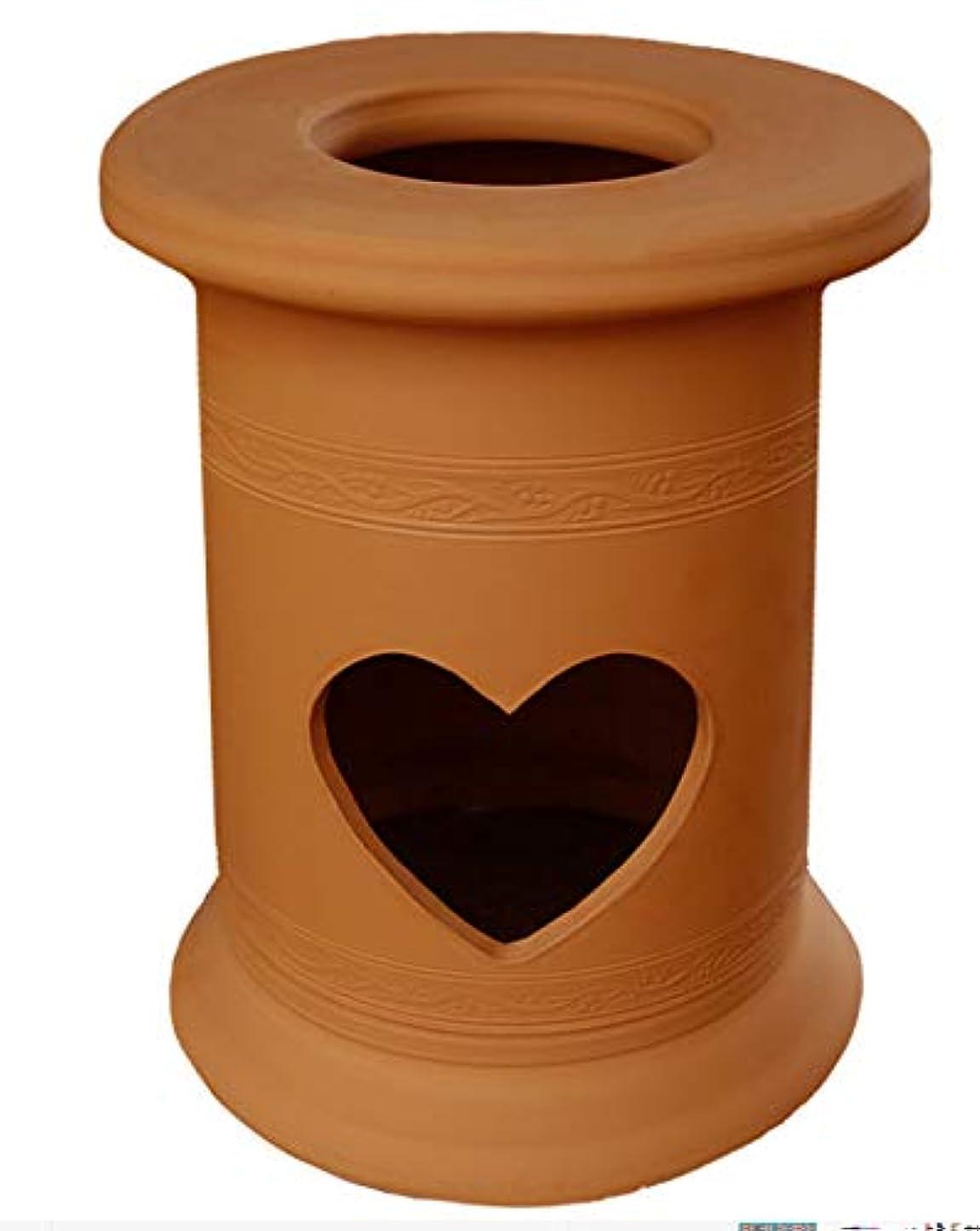 ベルベット洞察力ベーシック黄土のヨモギが最高、電気鍋利用の子宮集中形の黄土陶磁器ヨモギ蒸しセット<電気鍋入り>