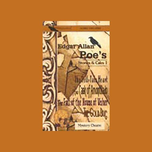 Edgar Allan Poe's Stories and Tales I (Dramatized) audiobook cover art