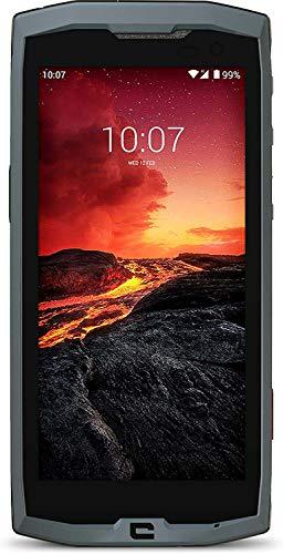 Crosscall - Core M4 Go - Smartphone débloqué 4G+ (Écran : 4,95 Pouces - 8 Go - Double Nano-SIM - Android 9 Pie Go - Version allégée)