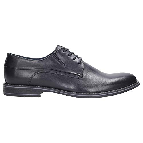 Heren schoenen veterschoenen veters modieus pak busineschoenen business leder klassieker 809051 809052