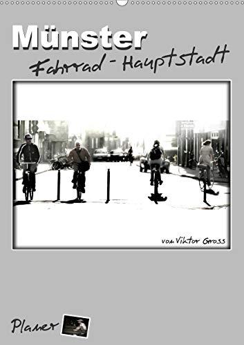 Münster Fahrrad-Hauptstadt/Planer (Wandkalender 2021 DIN A2 hoch)