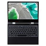 Ordenador Portátil de 11,6', Computadora Portátil de Oficina 1920 X 1080 para Intel Apollo N3450 Y Gráficos de Novena Generación / 6GB DDR4+128GB ROM/USB/WiFi/HDMI/Carga Tipo C para WIN10(EU)