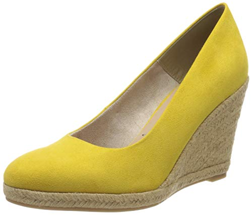 Tamaris Damen 1-1-22431-24 Pumps, Gelb (Sun 602), 36 EU