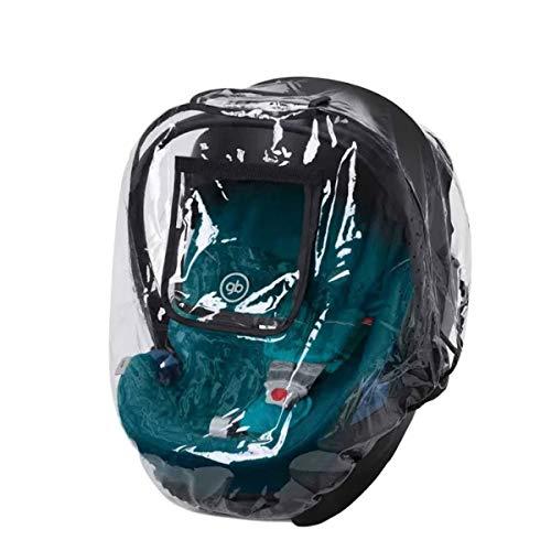 GB - Plástico de lluvia, para portabebé Artio, transparente