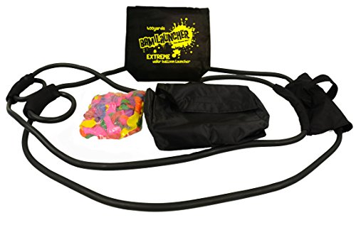 Bam Launcher- 400 Yard Water Balloon - Up to 600 Yards - Launcher Slingshot - Free Balloons Included