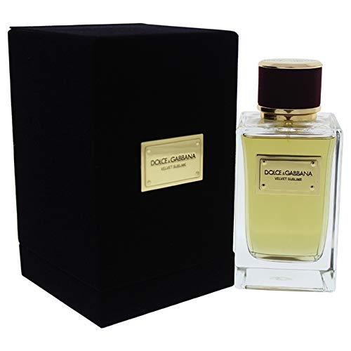 Dolce & - Gabbana - Agua de perfume de terciopelo sublime unisex,...
